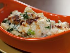 Get this all-star, easy-to-follow Green Pastitsio recipe from Rachael Ray.