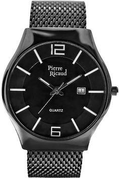 Zegarek męski Pierre Ricaud P91060.B154Q - sklep internetowy www.zegarek.net