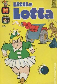 gibi bolota americana - Little Lotta (1955 1st Series)