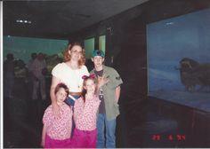 At the Denver Museum of Natural History Cindi, Alan, tami, Tirina