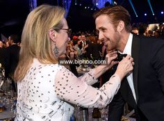 A Brief History Of Celebrities Who Just Can't Help Themselves Around Ryan Gosling