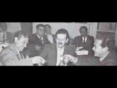 Sinefiasmeni Kiriaki - Vasilis Tsitsanis - Spania Ektelesi - Baglamadaki - Rebetiko Rare Greek Music, Athens Greece, World Music, Singers, Beautiful, Singer