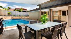 alfresco by Exactus Homes, Perth Outdoor Decor, Timber, Alfresco Area, Home, Glass Door, Beautiful Homes, Home Renovation, Areas, Renovations