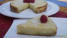 Cukkinis hamis sajttorta Healthy Sweets, French Toast, Sweet Treats, Cheesecake, Paleo, Breakfast, Food, Diet, Morning Coffee