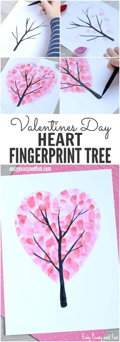 25 Cute Valentine's Day Crafts to Make With Your Kids