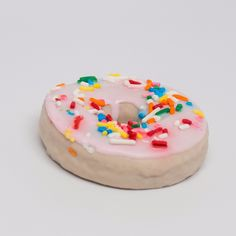 Sprinkled Donut Soap