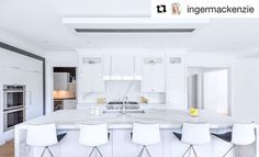 #Repost @ingermackenzie  Beautiful project supplied by #MarbleTrend using Neolith Estatuario E01. Credit: @ingermackenzie