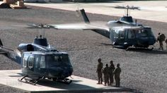 Black Helicopters and more!