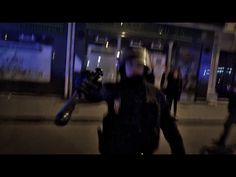 [ARCHIVE] RENNES : SOIRÉE DE GUERILLA ANTIFASCISTE CONTRE UN MEETING DU FRONT NATIONAL - YouTube