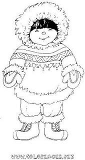 Winter Crafts For Kids, Art For Kids, Colouring Pages, Coloring Books, Polo Norte, Snow Theme, Polar Animals, Cool Paper Crafts, Inuit Art