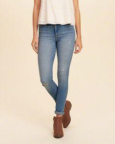 62 Ideas De My Wishlist Pants Jeans Super Ajustados Vaqueros Pitillo Hollister