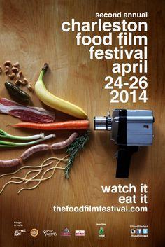 2nd Charleston Food Film Festival 2014