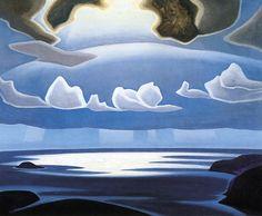 North Shore, Lake Superior by Lawren Harris, ca.1923