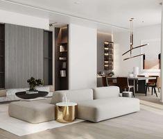 Contemporary Interior Design, Home Interior Design, Interior Architecture, H Design, House Design, Living Room Designs, Living Spaces, E Room, Living Room Background