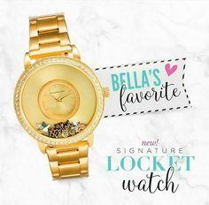 Locket watch #origamiowl