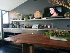 Kitchen Tour: The Bond Street Rooftop Kitchen