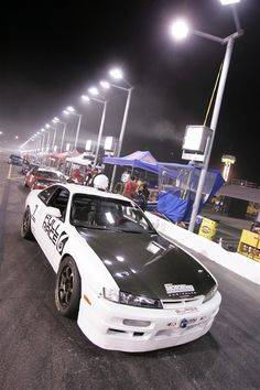 Full Race Time Attack 240SX