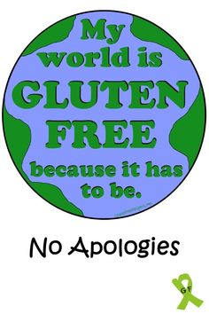 Increase celiac awareness and gluten free understanding by using one of these celiac awareness photos. Gluten Free List, What Is Gluten Free, Gluten Free Soup, Gluten Free Pizza, Gluten Free Biscuits, Gluten Free Pancakes, Gluten Free Brownies, Gluten Free Appetizers, Gluten Free Snacks
