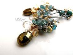Benoite Earrings