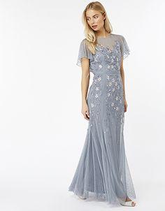 Giovanna Embellished Maxi Dress