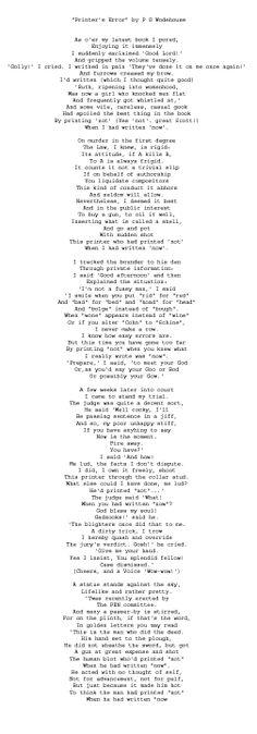 Subaltern's love song