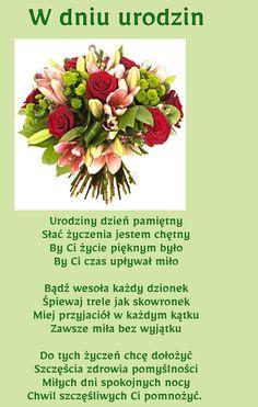 Special Day, Pineapple, Happy Birthday, Fruit, Humor, Polish Sayings, Birthday, Happy Brithday, Pine Apple