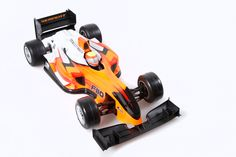 Serpent Model Racing Cars - Product - Serpent F110 Formula 1/10 EP SF2 - Images