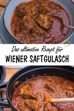 Viennese juice goulash - the ultimate recipe - The best beef goulash! Easy to prepare and the meat so tender that it melts on the tongue. Healthy Eating Tips, Healthy Nutrition, Eating Habits, Austrian Recipes, Vegetable Drinks, Entree Recipes, Soul Food, Food Hacks, Food Porn