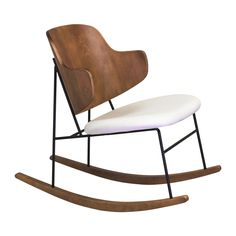 Design Tree Home Penguin Rocking Chair