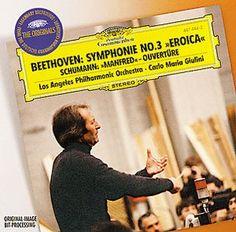 BEETHOVEN Symphonie No. 3 - Giulini - Deutsche Grammophon