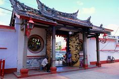 Cheng Hoong Teng Temple, Malacca – The Oldest Chinese Temple in Malaysia - http://blog.travelbuddee.com/blog/cheng-hoong-teng-temple-malacca/