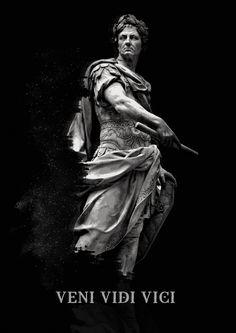 Ancient Greek Sculpture, Greek Statues, Ancient Rome, Ancient Art, Gaius Julius Caesar, Human Anatomy Art, Veni Vidi Vici, Rome Antique, Roman Empire