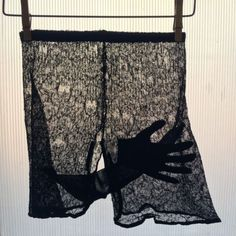 Often Attributed to Schiaparelli but Not with Any Authority. Surrealist Novelty Panties from My Personal Collection.