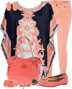 A fashion look from March 2013 featuring kaftan tops, super skinny jeans and leather hand bags. Browse and shop related looks. Diva Fashion, Fashion Face, Womens Fashion, Fashion Design, Casual Outfits, Cute Outfits, Fashion Outfits, Fashion Sets, Plus Size Fashionista
