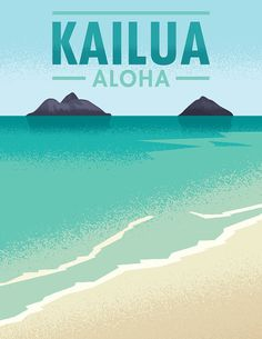 Instant Download Kailua by 716designs, $8