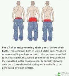 hahahah Sorry Justin Bieber fans…. Message is clear! Sagging Pants, Video Humour, Public Service Announcement, Thing 1, Look At You, Looks Cool, My Guy, Just For Laughs, Moda Masculina