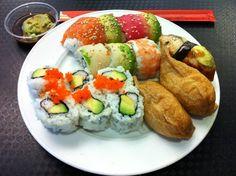 about Sushi on Pinterest | Temari sushi, Sushi rolls and Sashimi