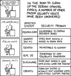 True story: I had to try several times to upload this comic because my ssh key was blacklisted.