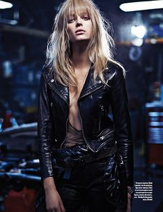 Vogue Ukraine April 2014 Editorial - Sigrid Agren | Find the Latest News on Fashion Editorial at Sandi in the City