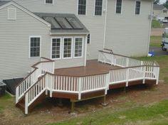 Decking ideas ct landscapes - Deck On Pinterest Decks Wood Decks And Backyard Decks