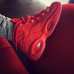 WEBSTA @ sneakershouts - First Look at the Teyana Taylor x Reebok Question Mid collab. Set to release later this year. More info available at SneakerShouts.com #SneakerShouts