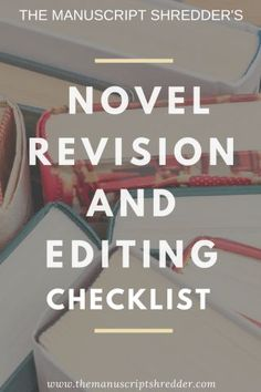 Revising without a plan can lead to hours of wasted effort and frustration. Rather than getting stuck in an endless editing loop, use this novel revision and editing guide to make sure you are doing the right edits in the right order. Creative Writing Tips, Book Writing Tips, Editing Writing, Writing Words, Fiction Writing, Writing Quotes, Writing Help, Writing Skills, Writing Resources