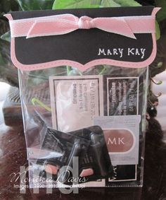 Mary Kay Consultant Ideas | Mary Kay Pink | Stamping Together At Monika's Place