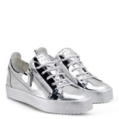 Sneakers - Sneakers Giuseppe Zanotti Design Women on Giuseppe Zanotti Design Online Store @@NATION@@ - Spring-Summer collection for men and women. Worldwide delivery.| RS5074002