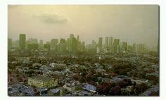 Jakarta - a view from bidakara building
