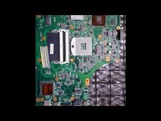 Carte mère Asus X72D X72DR - VENDREDVD.COM - YouTube