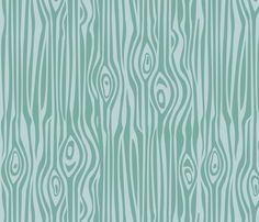 Mod Grain - Blues fabric by thirdhalfstudios on Spoonflower - custom fabric