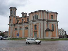 Fredrikskyrkan Church ( Fredricks Church)  Karlskrona Sweden Cruises, Sweden, Good Things, Mansions, House Styles, Holiday, Home, Decor, Karlskrona