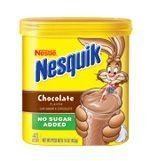 Nesquick No Sugar Added mix - to make chocolate milk