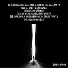 Jika manusia itu mati..